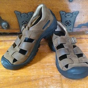 Keen Leather Hiking Sandals
